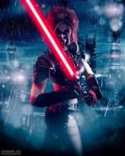 Star Wars cosplay by Tabitha Lyons