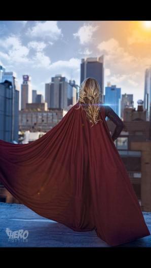 Supergirl by Hero Hotties
